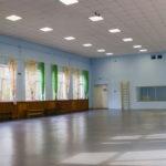 Занятия танцами в области